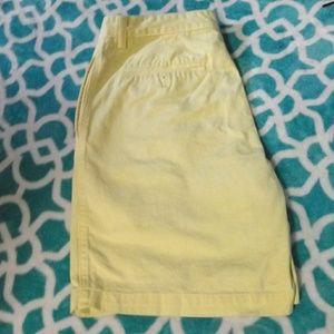 Chaps shorts size 34